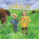 Can Do Cow kids Book Cover